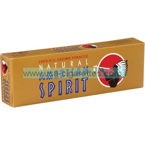 American Spirit 100% US Grown Mellow Taste Cigarettes