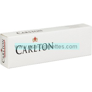 Carlton Kings cigarettes