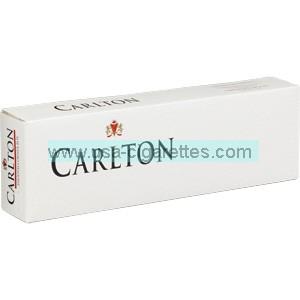 Carlton Kings cigarettes