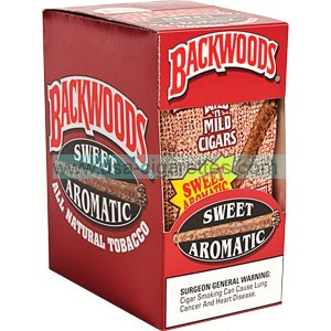 Backwoods Sweet Aromatic Cigar