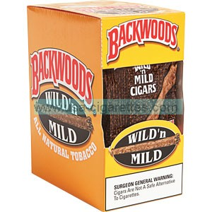 Backwoods Wild Mild Cigar