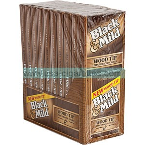 Black & Mild Wood Tip Cigar