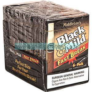 Black & Mild Fast Break Cigar