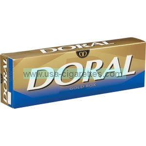 Doral Gold 85 cigarettes