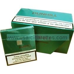 Dunhill International green box cigarettes