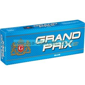 Grand Prix 100's cigarettes