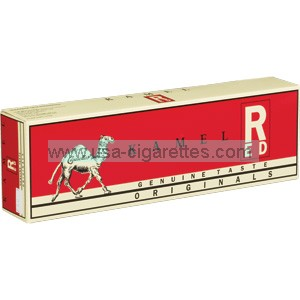 Kamel Red Box Cigarettes