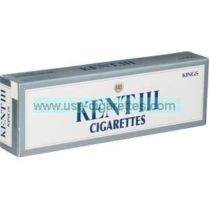 Kent III Kings cigarettes