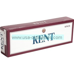 Kent Kings cigarettes