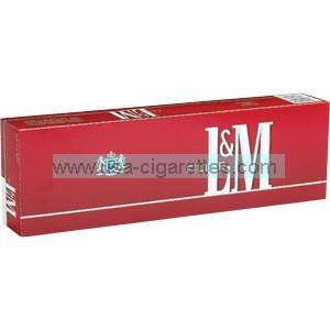 L&M Red cigarettes