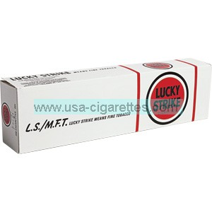 Cost of USA cigarettes President