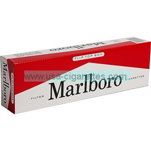 Marlboro Kings box cigarettes
