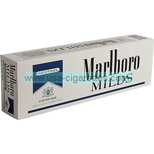 List brands of cigarettes Marlboro in Colorado