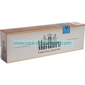 North Carolina cigarettes Vogue brands menthol