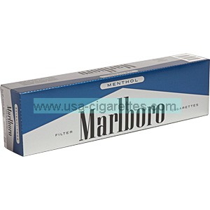 Marlboro 72's Blue Pack box cigarettes