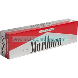 Popular cigarettes Marlboro in Michigan