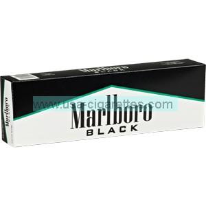 Marlboro Menthol Black Cigarettes