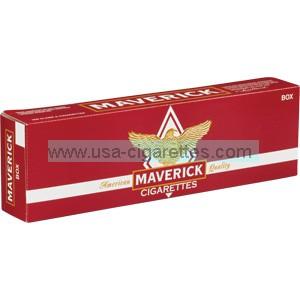 Maverick cigarettes
