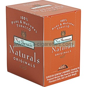 Nat Sherman Natural Original cigarettes