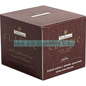 Nat Sherman Classic Cube cigarettes