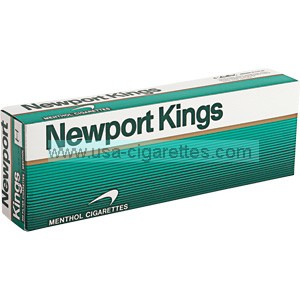Newport Kings cigarettes