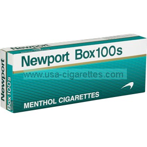 newport box 100s cigarettes