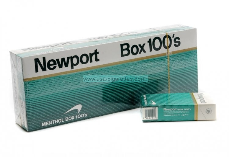 Newport (stamp) cigarettes