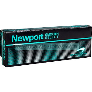 Newport Menthol Smooth 100's Cigarettes