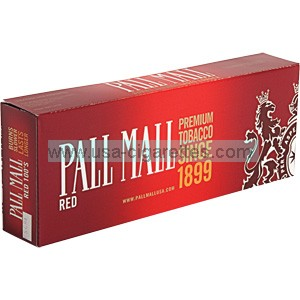 Parliament cigarettes price in United States