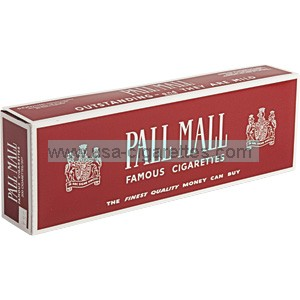 Pall Mall Non-Filter Kings cigarettes