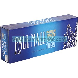 Pall Mall Blue 100's cigarettes