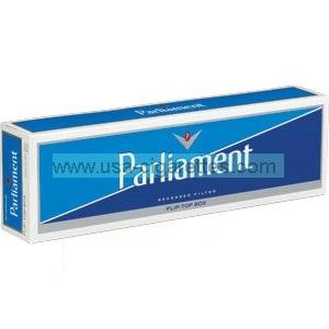 Parliament White Pack cigarettes