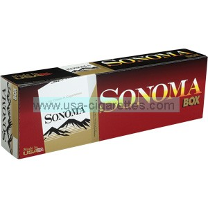 Sonoma Gold Kings cigarettes