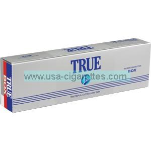 True cigarettes