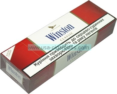 Chesterfield cigarette red