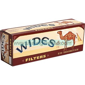 Camel Filter Wides King box cigarettes