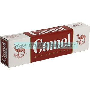 Camel Regular Non-filter cigarettes