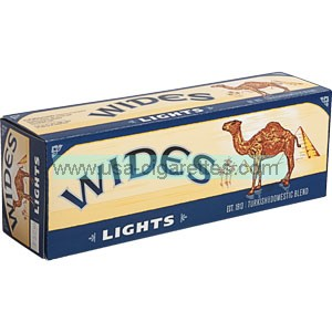 Camel Wides Blue 85 box cigarettes